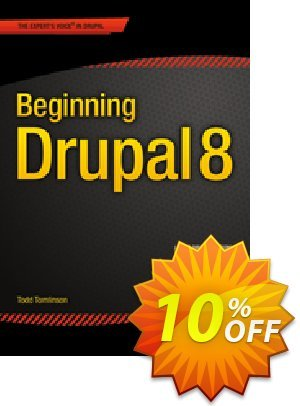 Beginning Drupal 8 (Tomlinson) Coupon discount Beginning Drupal 8 (Tomlinson) Deal. Promotion: Beginning Drupal 8 (Tomlinson) Exclusive Easter Sale offer for iVoicesoft