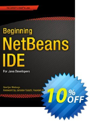 Beginning NetBeans IDE (Wielenga) Coupon discount Beginning NetBeans IDE (Wielenga) Deal. Promotion: Beginning NetBeans IDE (Wielenga) Exclusive Easter Sale offer for iVoicesoft