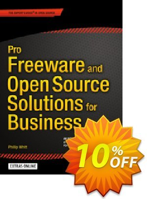 Pro Freeware and Open Source Solutions for Business (Whitt) discount coupon Pro Freeware and Open Source Solutions for Business (Whitt) Deal - Pro Freeware and Open Source Solutions for Business (Whitt) Exclusive Easter Sale offer for iVoicesoft