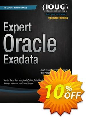 Expert Oracle Exadata (Bach) discount coupon Expert Oracle Exadata (Bach) Deal - Expert Oracle Exadata (Bach) Exclusive Easter Sale offer for iVoicesoft