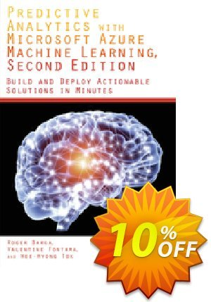 Predictive Analytics with Microsoft Azure Machine Learning 2nd Edition (Fontama) discount coupon Predictive Analytics with Microsoft Azure Machine Learning 2nd Edition (Fontama) Deal - Predictive Analytics with Microsoft Azure Machine Learning 2nd Edition (Fontama) Exclusive Easter Sale offer for iVoicesoft
