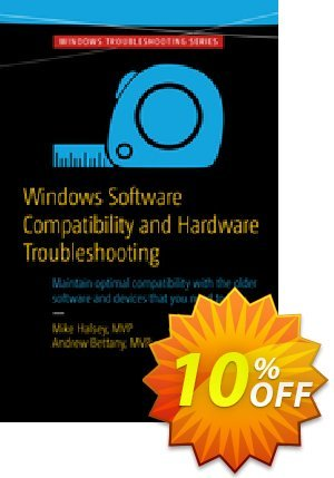 Windows Software Compatibility and Hardware Troubleshooting (Bettany) discount coupon Windows Software Compatibility and Hardware Troubleshooting (Bettany) Deal - Windows Software Compatibility and Hardware Troubleshooting (Bettany) Exclusive Easter Sale offer for iVoicesoft