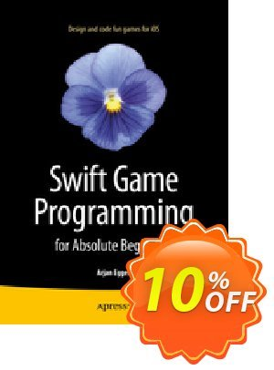 Swift Game Programming for Absolute Beginners (Egges) Coupon discount Swift Game Programming for Absolute Beginners (Egges) Deal. Promotion: Swift Game Programming for Absolute Beginners (Egges) Exclusive Easter Sale offer for iVoicesoft