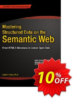 Mastering Structured Data on the Semantic Web (Sikos) discount coupon Mastering Structured Data on the Semantic Web (Sikos) Deal - Mastering Structured Data on the Semantic Web (Sikos) Exclusive Easter Sale offer for iVoicesoft