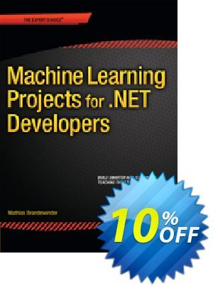 Machine Learning Projects for .NET Developers (Brandewinder) 프로모션 코드 Machine Learning Projects for .NET Developers (Brandewinder) Deal 프로모션: Machine Learning Projects for .NET Developers (Brandewinder) Exclusive Easter Sale offer for iVoicesoft