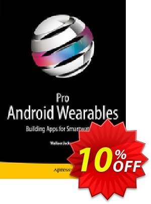 Pro Android Wearables (Jackson) 프로모션 코드 Pro Android Wearables (Jackson) Deal 프로모션: Pro Android Wearables (Jackson) Exclusive Easter Sale offer for iVoicesoft
