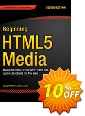 Beginning HTML5 Media (Pfeiffer) discount coupon Beginning HTML5 Media (Pfeiffer) Deal - Beginning HTML5 Media (Pfeiffer) Exclusive Easter Sale offer for iVoicesoft