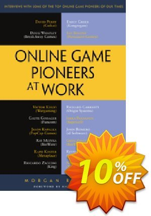 Online Game Pioneers at Work (Ramsay) Coupon discount Online Game Pioneers at Work (Ramsay) Deal. Promotion: Online Game Pioneers at Work (Ramsay) Exclusive Easter Sale offer for iVoicesoft