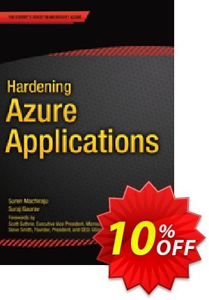 Hardening Azure Applications (Gaurav) discount coupon Hardening Azure Applications (Gaurav) Deal - Hardening Azure Applications (Gaurav) Exclusive Easter Sale offer for iVoicesoft