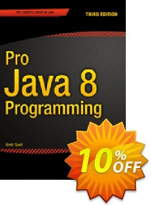 Pro Java 8 Programming (Brett Spell) discount coupon Pro Java 8 Programming (Brett Spell) Deal - Pro Java 8 Programming (Brett Spell) Exclusive Easter Sale offer for iVoicesoft
