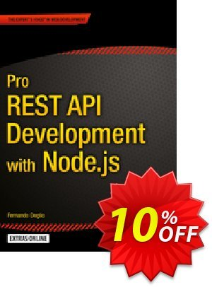 Pro REST API Development with Node.js (Doglio) discount coupon Pro REST API Development with Node.js (Doglio) Deal - Pro REST API Development with Node.js (Doglio) Exclusive Easter Sale offer for iVoicesoft