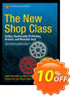 The New Shop Class (Horvath) discount coupon The New Shop Class (Horvath) Deal - The New Shop Class (Horvath) Exclusive Easter Sale offer for iVoicesoft