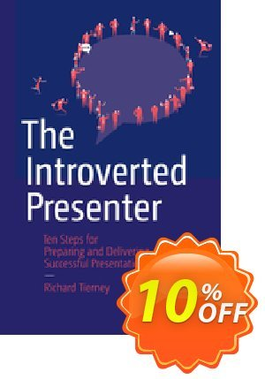 The Introverted Presenter (Tierney) discount coupon The Introverted Presenter (Tierney) Deal - The Introverted Presenter (Tierney) Exclusive Easter Sale offer for iVoicesoft
