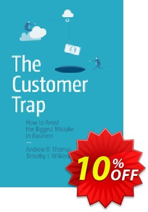 The Customer Trap (Thomas) discount coupon The Customer Trap (Thomas) Deal - The Customer Trap (Thomas) Exclusive Easter Sale offer for iVoicesoft