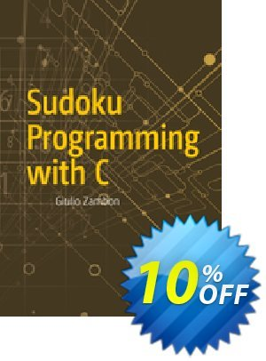 Sudoku Programming with C (Zambon) discount coupon Sudoku Programming with C (Zambon) Deal - Sudoku Programming with C (Zambon) Exclusive Easter Sale offer for iVoicesoft