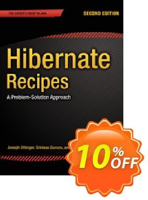 Hibernate Recipes (Mak) discount coupon Hibernate Recipes (Mak) Deal - Hibernate Recipes (Mak) Exclusive Easter Sale offer for iVoicesoft
