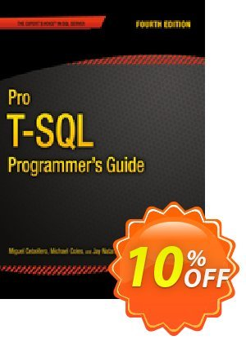 Pro T-SQL Programmer's Guide (Natarajan) discount coupon Pro T-SQL Programmer's Guide (Natarajan) Deal - Pro T-SQL Programmer's Guide (Natarajan) Exclusive Easter Sale offer for iVoicesoft