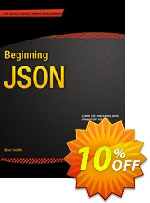 Beginning JSON (SMITH) discount coupon Beginning JSON (SMITH) Deal - Beginning JSON (SMITH) Exclusive Easter Sale offer for iVoicesoft
