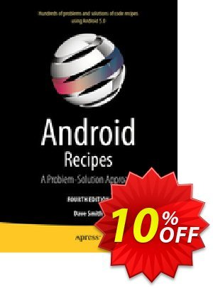 Android Recipes (Smith) 優惠券,折扣碼 Android Recipes (Smith) Deal,促銷代碼: Android Recipes (Smith) Exclusive Easter Sale offer for iVoicesoft