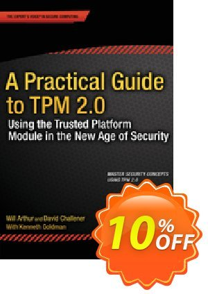A Practical Guide to TPM 2.0 (Arthur) discount coupon A Practical Guide to TPM 2.0 (Arthur) Deal - A Practical Guide to TPM 2.0 (Arthur) Exclusive Easter Sale offer for iVoicesoft