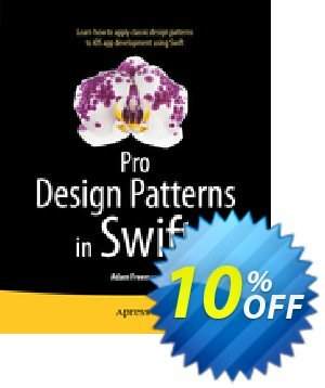 Pro Design Patterns in Swift (Freeman) discount coupon Pro Design Patterns in Swift (Freeman) Deal - Pro Design Patterns in Swift (Freeman) Exclusive Easter Sale offer for iVoicesoft