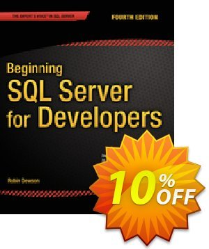 Beginning SQL Server for Developers (Dewson) discount coupon Beginning SQL Server for Developers (Dewson) Deal - Beginning SQL Server for Developers (Dewson) Exclusive Easter Sale offer for iVoicesoft