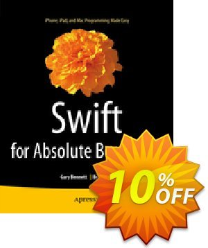 Swift for Absolute Beginners (Bennett) discount coupon Swift for Absolute Beginners (Bennett) Deal - Swift for Absolute Beginners (Bennett) Exclusive Easter Sale offer for iVoicesoft