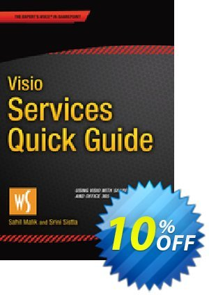Visio Services Quick Guide (Malik) discount coupon Visio Services Quick Guide (Malik) Deal - Visio Services Quick Guide (Malik) Exclusive Easter Sale offer for iVoicesoft