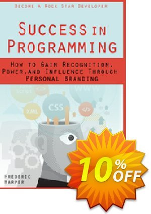 Success in Programming (Harper) discount coupon Success in Programming (Harper) Deal - Success in Programming (Harper) Exclusive Easter Sale offer for iVoicesoft