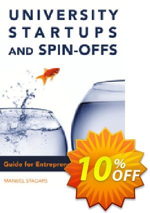 University Startups and Spin-Offs (Stagars) discount coupon University Startups and Spin-Offs (Stagars) Deal - University Startups and Spin-Offs (Stagars) Exclusive Easter Sale offer for iVoicesoft