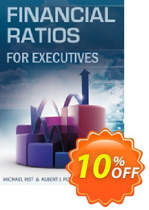Financial Ratios for Executives (Rist) discount coupon Financial Ratios for Executives (Rist) Deal - Financial Ratios for Executives (Rist) Exclusive Easter Sale offer for iVoicesoft