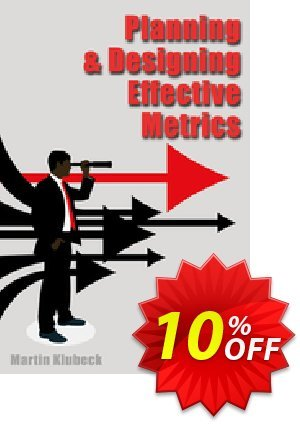 Planning and Designing Effective Metrics (Klubeck) discount coupon Planning and Designing Effective Metrics (Klubeck) Deal - Planning and Designing Effective Metrics (Klubeck) Exclusive Easter Sale offer for iVoicesoft