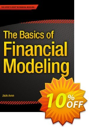 The Basics of Financial Modeling (Avon) discount coupon The Basics of Financial Modeling (Avon) Deal - The Basics of Financial Modeling (Avon) Exclusive Easter Sale offer for iVoicesoft