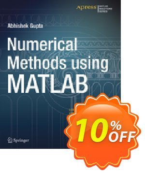 Numerical Methods using MATLAB (Gupta) discount coupon Numerical Methods using MATLAB (Gupta) Deal - Numerical Methods using MATLAB (Gupta) Exclusive Easter Sale offer for iVoicesoft