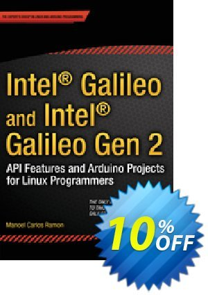 Intel Galileo and Intel Galileo Gen 2 (Ramon) discount coupon Intel Galileo and Intel Galileo Gen 2 (Ramon) Deal - Intel Galileo and Intel Galileo Gen 2 (Ramon) Exclusive Easter Sale offer for iVoicesoft