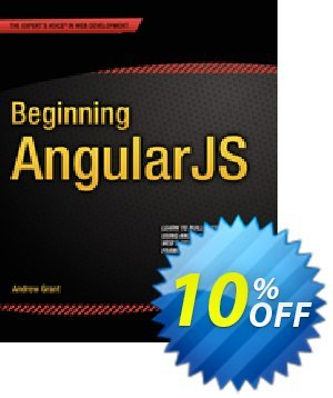 Beginning AngularJS (Grant) discount coupon Beginning AngularJS (Grant) Deal - Beginning AngularJS (Grant) Exclusive Easter Sale offer for iVoicesoft