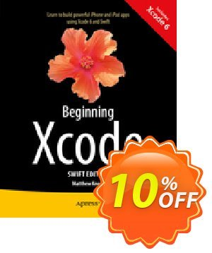 Beginning Xcode: Swift Edition (Knott) 優惠券,折扣碼 Beginning Xcode: Swift Edition (Knott) Deal,促銷代碼: Beginning Xcode: Swift Edition (Knott) Exclusive Easter Sale offer for iVoicesoft