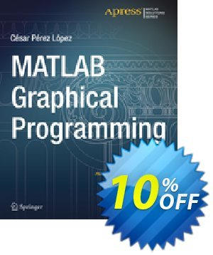 MATLAB Graphical Programming (Lopez) 優惠券,折扣碼 MATLAB Graphical Programming (Lopez) Deal,促銷代碼: MATLAB Graphical Programming (Lopez) Exclusive Easter Sale offer for iVoicesoft
