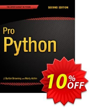 Pro Python (Alchin) 優惠券,折扣碼 Pro Python (Alchin) Deal,促銷代碼: Pro Python (Alchin) Exclusive Easter Sale offer for iVoicesoft