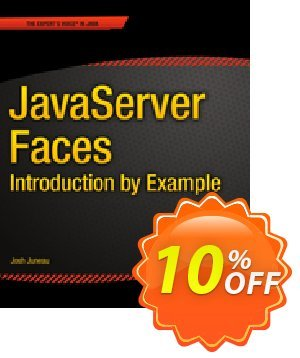 JavaServer Faces: Introduction by Example (Juneau) discount coupon JavaServer Faces: Introduction by Example (Juneau) Deal - JavaServer Faces: Introduction by Example (Juneau) Exclusive Easter Sale offer for iVoicesoft