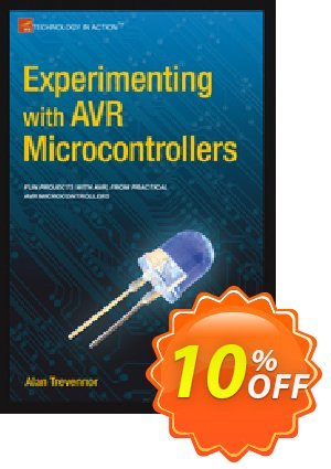 Experimenting with AVR Microcontrollers (Trevennor) discount coupon Experimenting with AVR Microcontrollers (Trevennor) Deal - Experimenting with AVR Microcontrollers (Trevennor) Exclusive Easter Sale offer for iVoicesoft