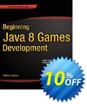 Beginning Java 8 Games Development (Jackson) discount coupon Beginning Java 8 Games Development (Jackson) Deal - Beginning Java 8 Games Development (Jackson) Exclusive Easter Sale offer for iVoicesoft