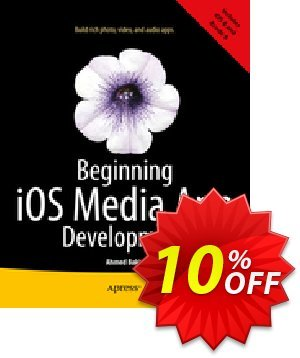 Beginning iOS Media App Development (Bakir) discount coupon Beginning iOS Media App Development (Bakir) Deal - Beginning iOS Media App Development (Bakir) Exclusive Easter Sale offer for iVoicesoft