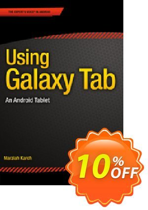 Using Galaxy Tab (Karch) discount coupon Using Galaxy Tab (Karch) Deal - Using Galaxy Tab (Karch) Exclusive Easter Sale offer for iVoicesoft