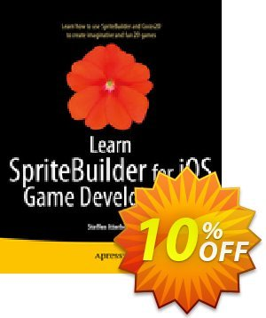 Learn SpriteBuilder for iOS Game Development (Itterheim) 優惠券,折扣碼 Learn SpriteBuilder for iOS Game Development (Itterheim) Deal,促銷代碼: Learn SpriteBuilder for iOS Game Development (Itterheim) Exclusive Easter Sale offer for iVoicesoft