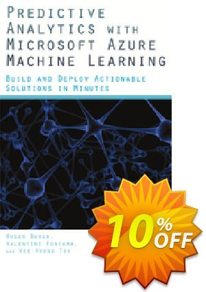 Predictive Analytics with Microsoft Azure Machine Learning (Fontama) discount coupon Predictive Analytics with Microsoft Azure Machine Learning (Fontama) Deal - Predictive Analytics with Microsoft Azure Machine Learning (Fontama) Exclusive Easter Sale offer for iVoicesoft