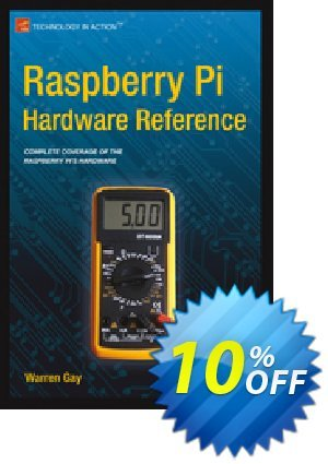 Raspberry Pi Hardware Reference (Gay) Coupon discount Raspberry Pi Hardware Reference (Gay) Deal. Promotion: Raspberry Pi Hardware Reference (Gay) Exclusive Easter Sale offer for iVoicesoft