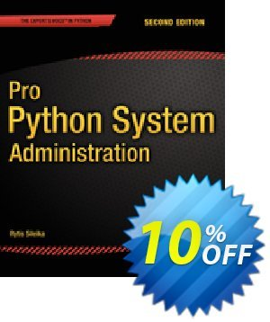 Pro Python System Administration (Sileika) 優惠券,折扣碼 Pro Python System Administration (Sileika) Deal,促銷代碼: Pro Python System Administration (Sileika) Exclusive Easter Sale offer for iVoicesoft