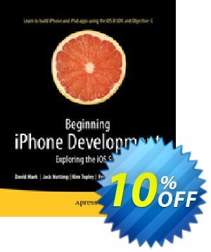 Beginning iPhone Development (Nutting) discount coupon Beginning iPhone Development (Nutting) Deal - Beginning iPhone Development (Nutting) Exclusive Easter Sale offer for iVoicesoft