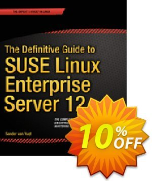 The Definitive Guide to SUSE Linux Enterprise Server 12 (van Vugt) 優惠券,折扣碼 The Definitive Guide to SUSE Linux Enterprise Server 12 (van Vugt) Deal,促銷代碼: The Definitive Guide to SUSE Linux Enterprise Server 12 (van Vugt) Exclusive Easter Sale offer for iVoicesoft